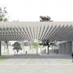 ARQA - Concurso Centro Cultural Legislatura Neuquén, 3er. Premio