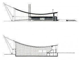 ARQA - Polideportivo municipal de Bellvitge