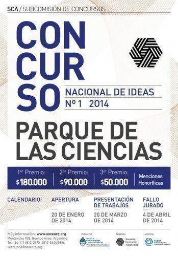 """Concurso Nacional de Ideas """"Parque de las Ciencias"""""""