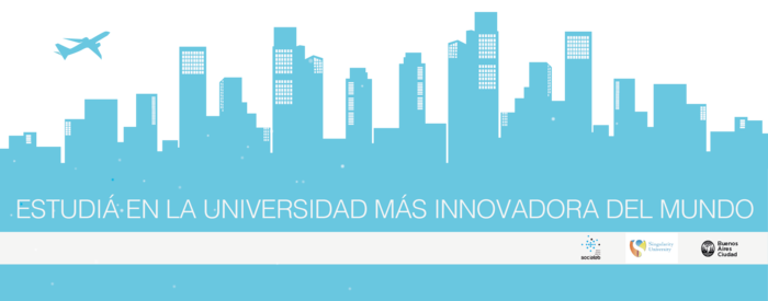 ARQA - BA Ciudad te beca en Singularity University