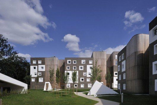 Esteban Housing, en Nantes, Francia
