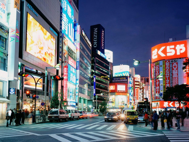East-Shinjuku-Tokyo-Japan