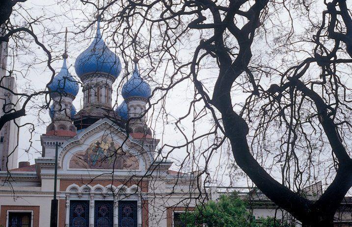 Turismo religioso por las Iglesias porteñas
