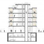 ARQA - Eco Housing Antwerp - Nieuw Zuid