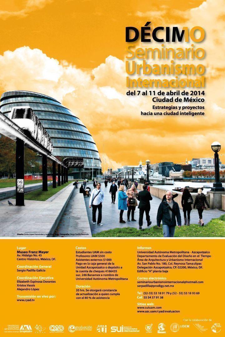 Décimo seminario de Urbanismo Internacional