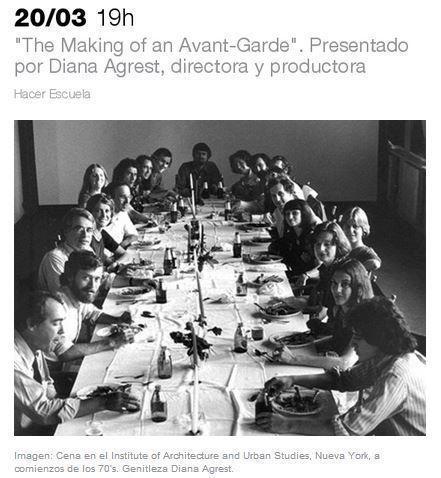 "Proyección ""The Making of an Avant-Garde"", en la UTDT"