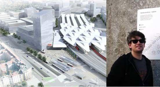 """Conferencia: """"Nueva Estación Central de Trenes. Viena/Austria – Desafíos del Desarrollo Urbano con el fin de crear urbanidad"""""""