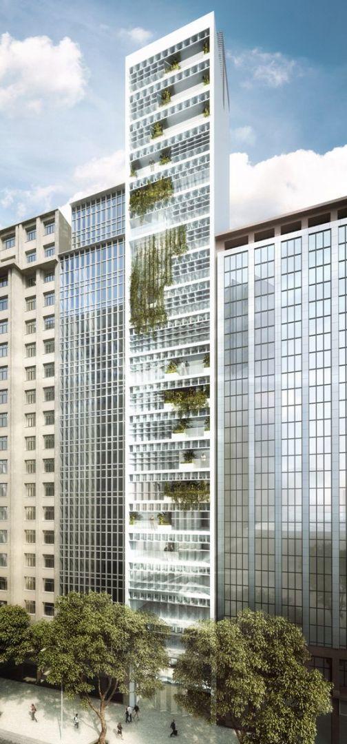 Rb12 Commercial Building In Rio Branco Brazil Arqa