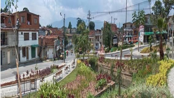 Tour Arquitectónico Colombia 2014: La transformación de Medellín, urbanismo social