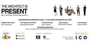 "Exposición: ""The Architect is Present"", en Madrid"