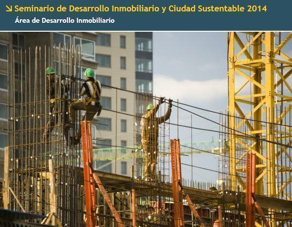 Seminario de desarrollo inmobiliario y ciudad sustentable, en el CPAU