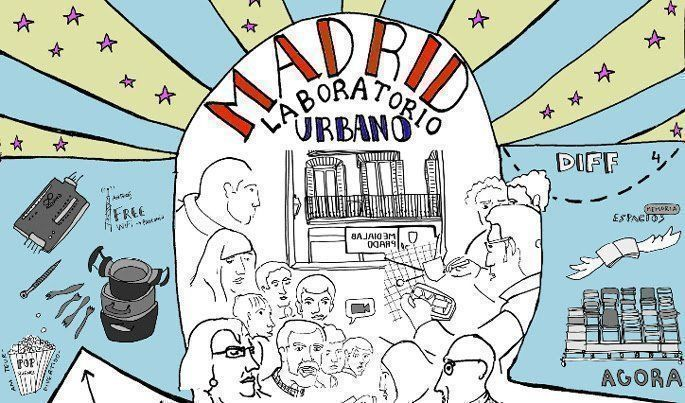 Madrid Laboratorio Urbano: convocatoria para proyectos