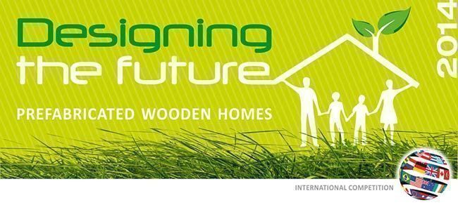 "Concurso ""Designing the future"": Casas prefabricadas de madera"