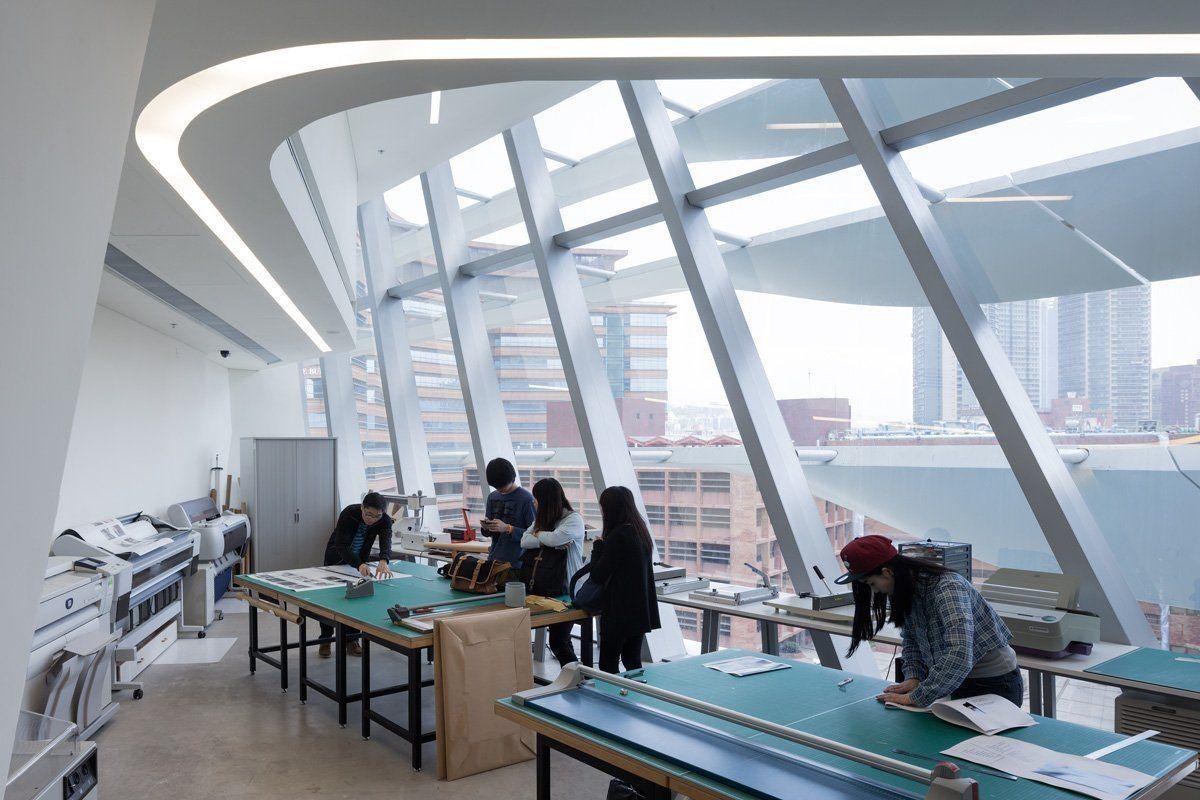 La Torre de Innovación Jockey Club, en Hong Kong – ARQA