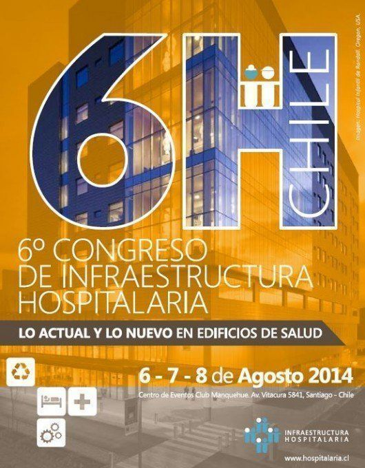 6° Congreso de Infraestructura Hospitalaria