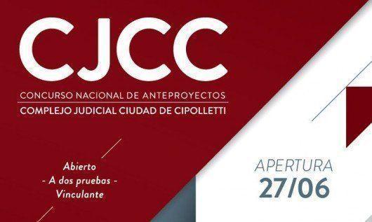 Concurso Nacional de Anteproyectos Complejo Judicial Ciudad de Cipolletti