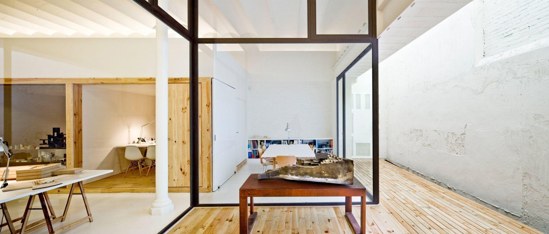 Estudio de dise o multidisciplinar en barcelona arqa - Estudios de interiorismo en barcelona ...