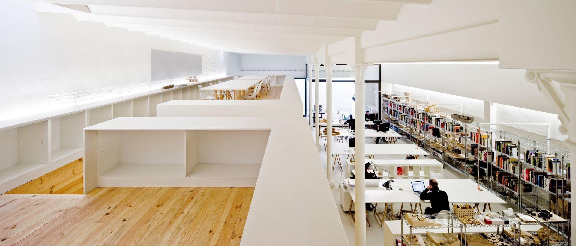 Estudio de dise o multidisciplinar en barcelona arqa - Despacho arquitectura barcelona ...