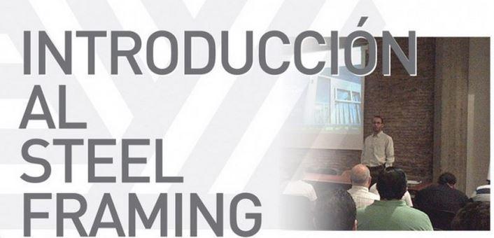 Curso Introducción al Steel Framing (Teórico), en la SCA
