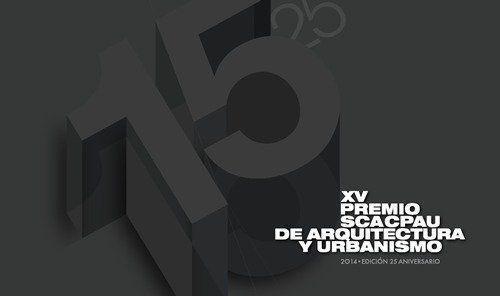 Premio SCA - CPAU de Arquitectura y Urbanismo