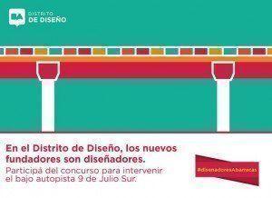 Concurso para Intervención Artística del Bajo Autopista 9 de Julio Sur