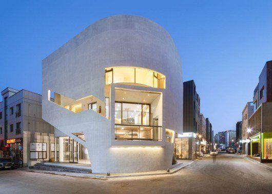 K-POP Curve, en Korea