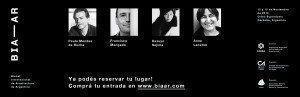 Participá en la Bienal Internacional de Arquitectura de Argentina!