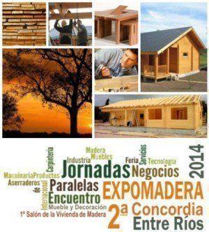 2° Expo Madera Concordia 2014