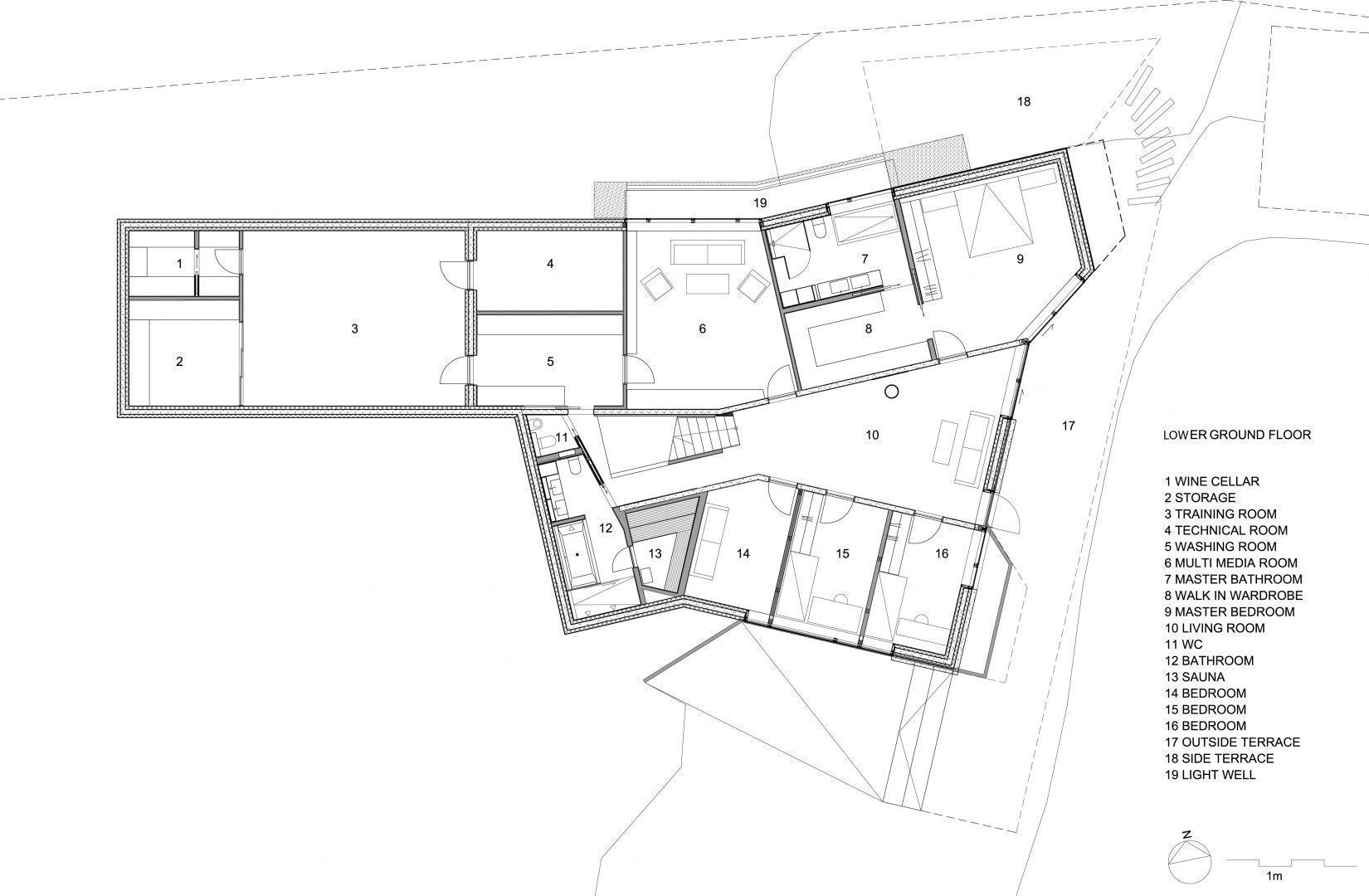 split house  en noruega  u2013 arqa