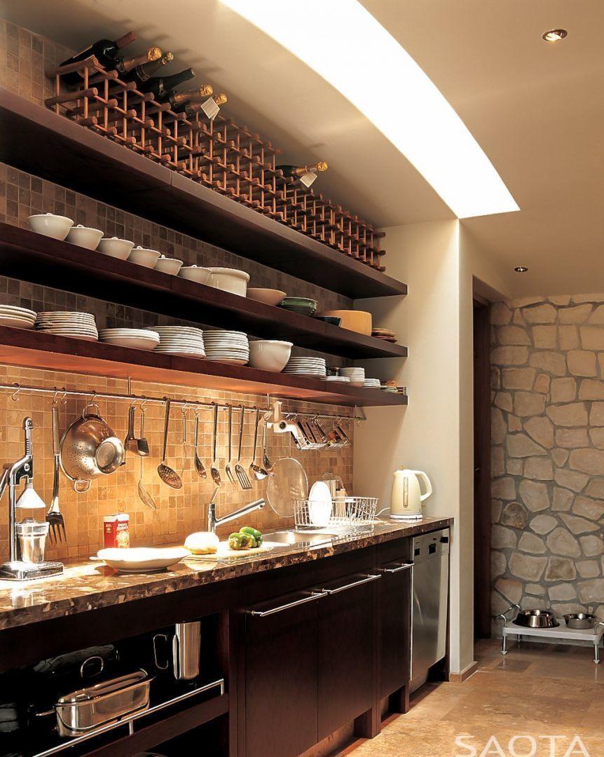 Sprecher casa de verano en ciudad del cabo sud frica arqa for Beautiful kitchen designs in south africa