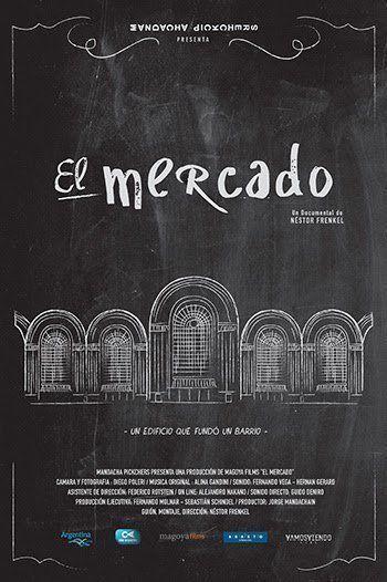 """Cine CPAU: """"El Mercado"""""""