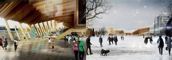 """Conferencia """"La nueva generación de arquitectos y los concursos internacionales"""""""