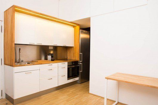Reforma de vivienda en el casco histórico de Madrid