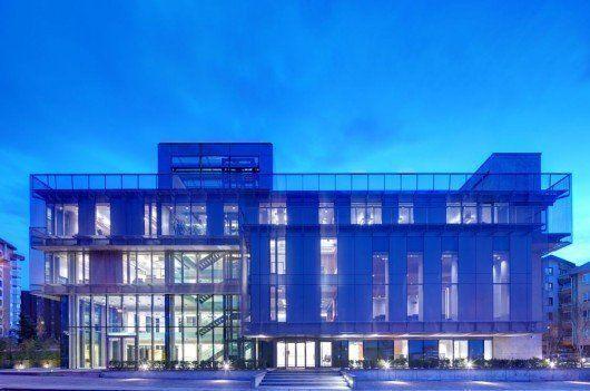 Sede de la Asociación de Contratistas Turcos, en Ankara