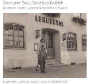 Concurso: Beca Francisco Bullrich