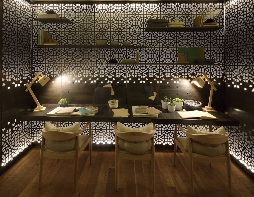 """Espacio """"Home Office"""", Casa Foa 2014"""