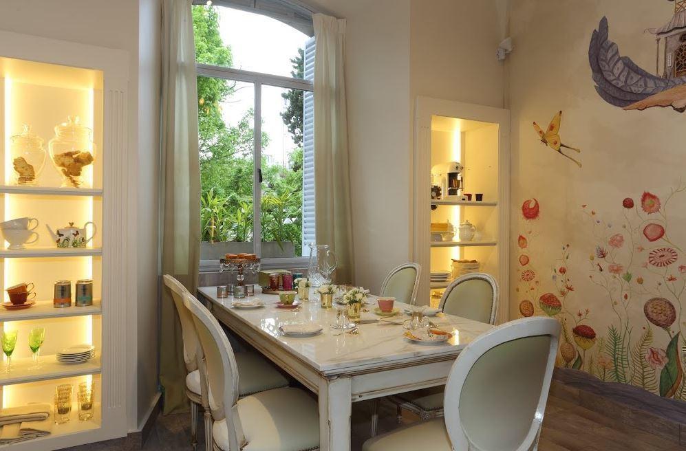 Espacio breakfast casa foa 2014 arqa for Muebles abadia