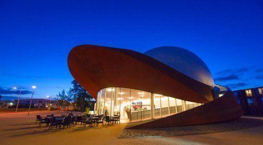 Teatro Infoversum, en los Países Bajos