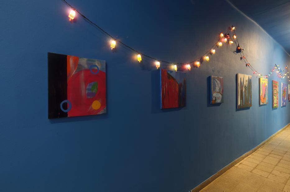 """Espacio """"Pasillo de Arte"""", Casa Foa 2014"""