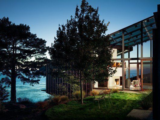 Casa en Big Sur, California