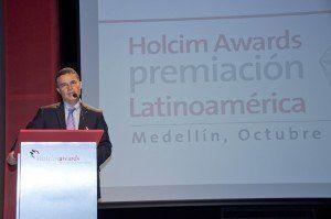 Jóvenes argentinos fueron premiados en los Holcim Awards Latinoamérica 2014