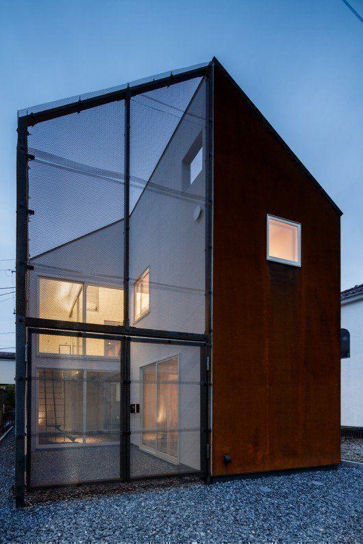 Casa Transustainable, en Tokyo