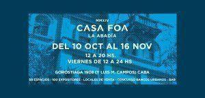 """Casa Foa 2014: """"La Abadía"""""""