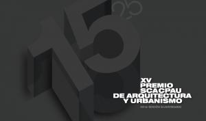 Premio SCA-CPAU de Arquitectura y Urbanismo 2014, resultados