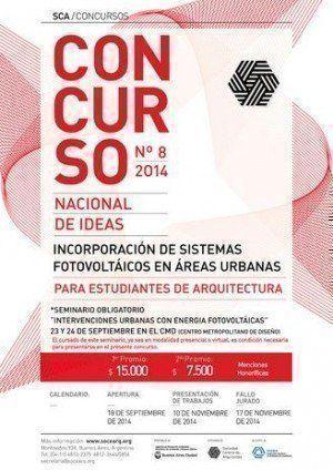 Concurso de Ideas para la incorporación de sistemas fotovoltaicos en áreas urbanas, ganadores
