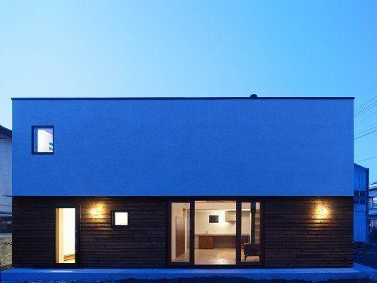 Casa Higashi-Kubancho, en Japón