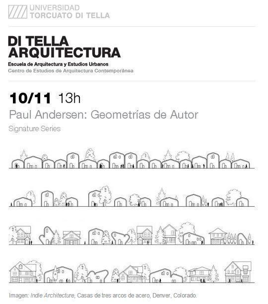 Paul Andersen: Geometrías de Autor