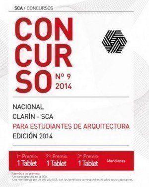 Concurso Clarín-SCA para estudiantes de Arquitectura 2014, Seleccionados para 2° vuelta