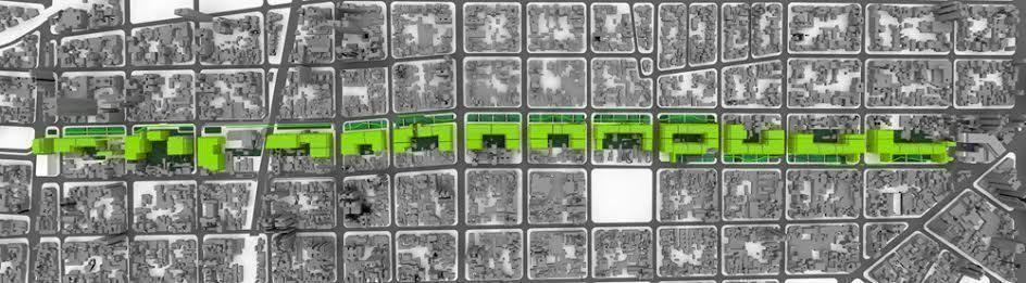 Corredor Donado - Holmberg como modelo de crecimiento y desarrollo de la ciudad