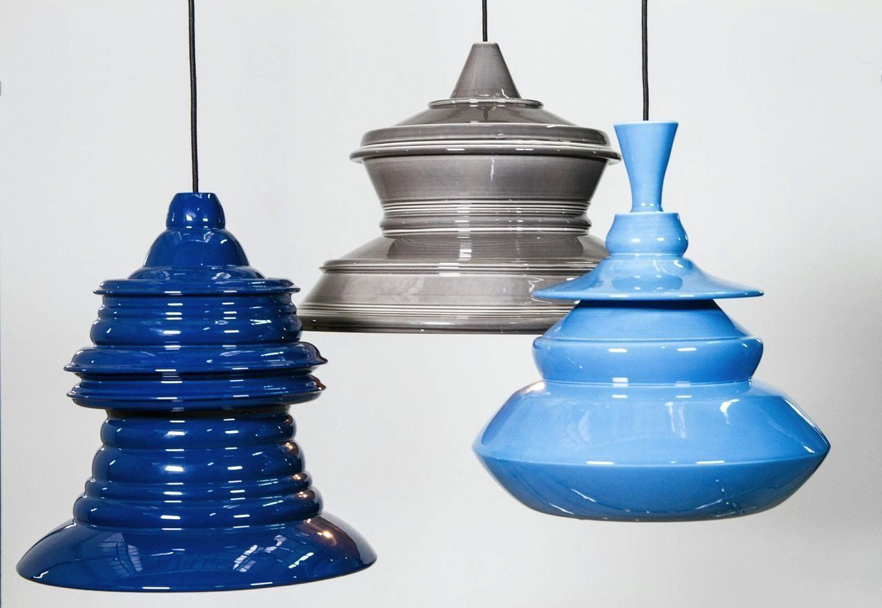 Lámparas Solid Spin de Tamma Design